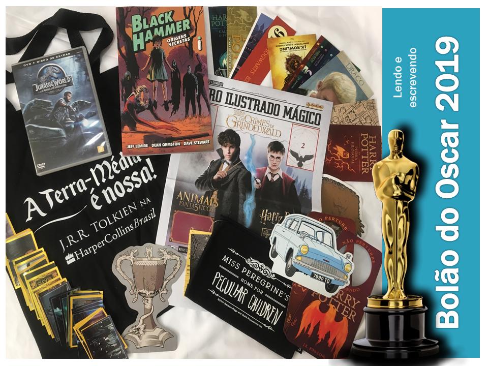 Bolão do Oscar 2019