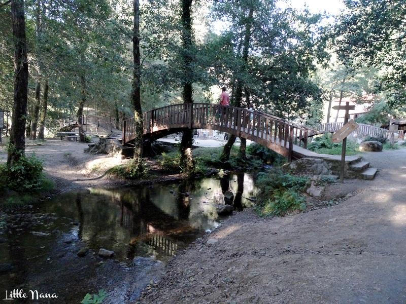 ocio infantil parque da natureza plan familia turismo rural