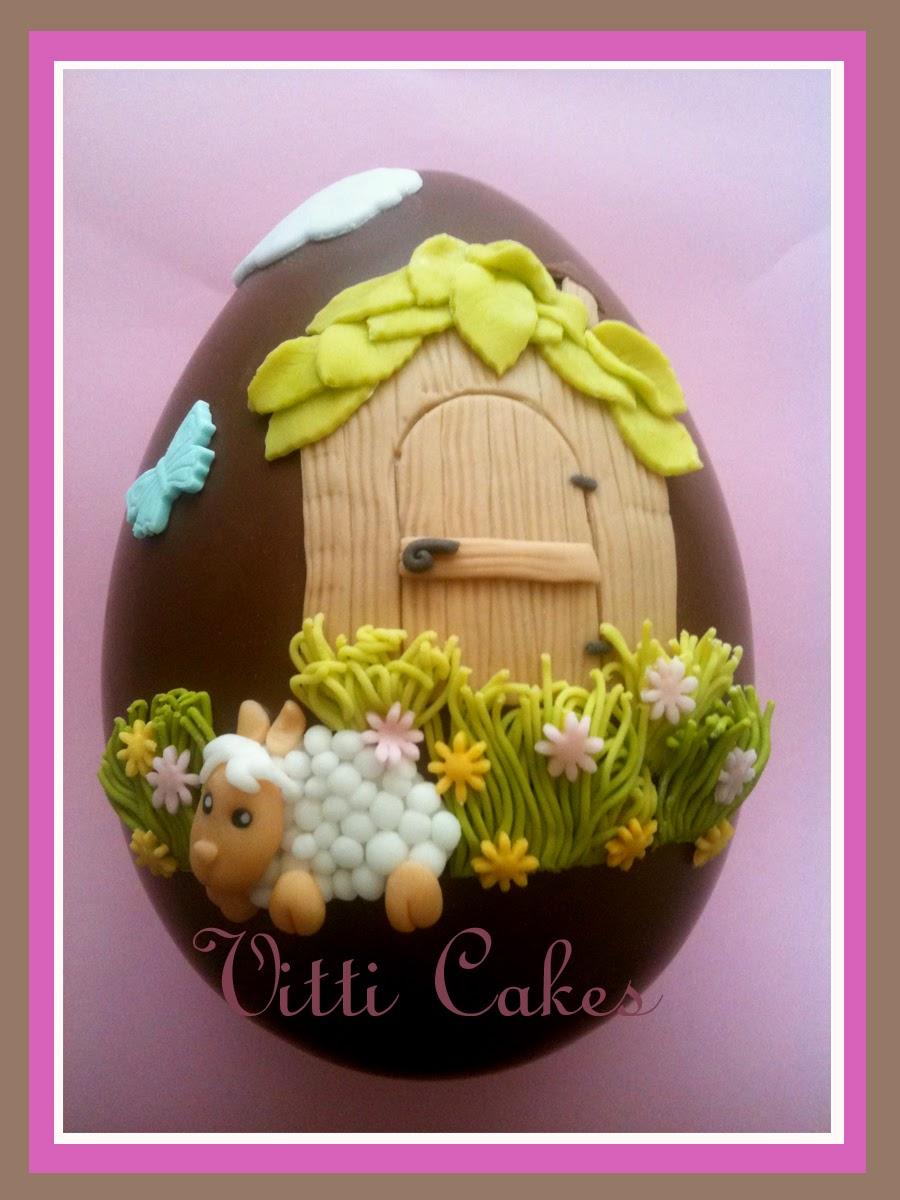 I dolci di vitti uova di pasqua decorate - Uova di pasqua decorate ...