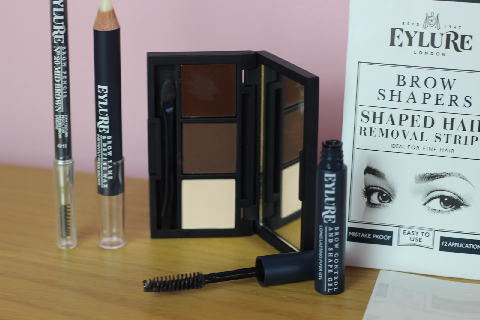 drugstore brow products