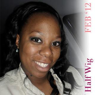 half wig natural hair
