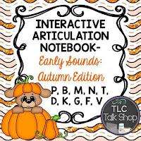 https://www.teacherspayteachers.com/Product/Interactive-Articulation-Notebooks-Early-Sounds-Autumn-Edition-1982023