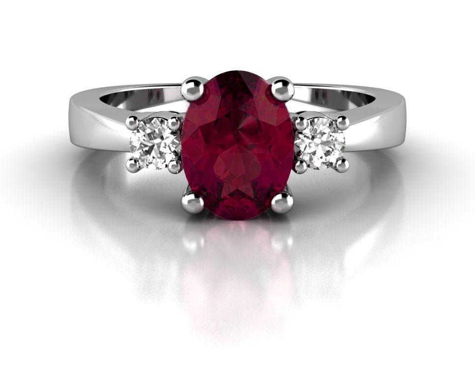 httpwwwjewelsformecomgarnet engagement rings 14kwhitegold allshapes page1 sort1asp