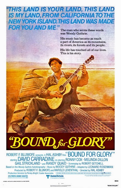 Where band name Boomtown Rats comes from - Woody Guthrie - Bound for Glory