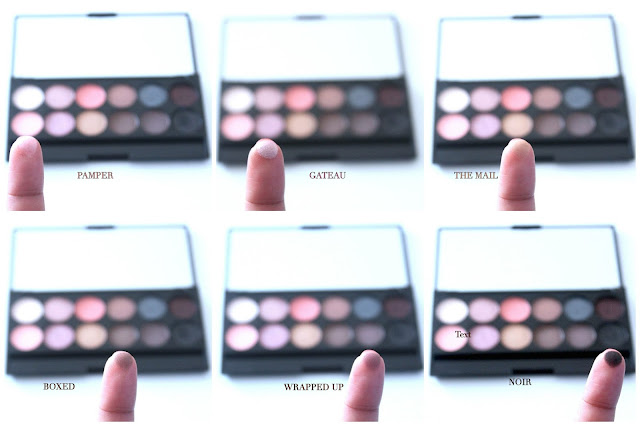 sleek i-divine oh so special swatches www.yvonnedzifa.com