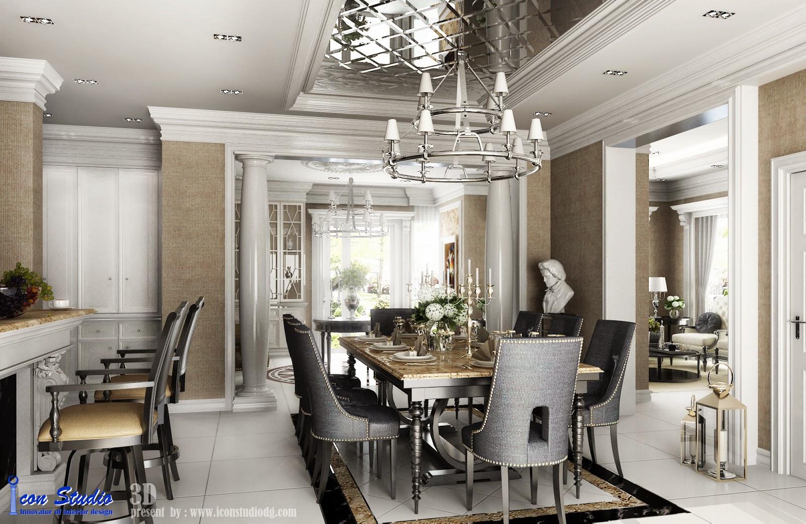 classic by icon studio. Black Bedroom Furniture Sets. Home Design Ideas