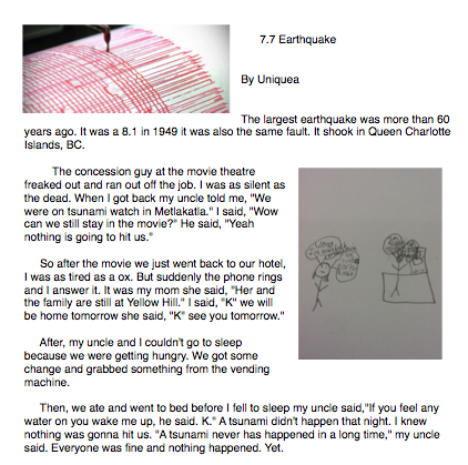 tsunami 5 paragraph essays