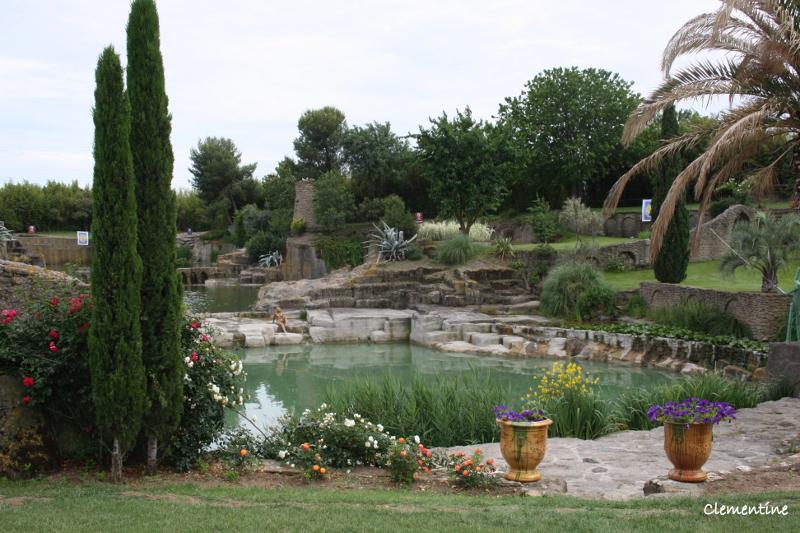 Le blog de clementine le jardin de st adrien servian for Jardin a visiter