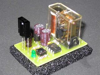 interruptor de IR com PIC12F675