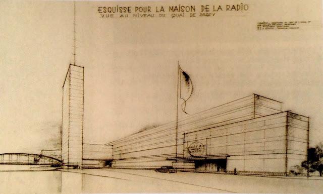 Maison de la Radio 1936 (Projet)