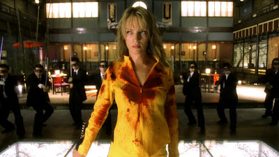 House of Blue Leaves fight in Kill Bill