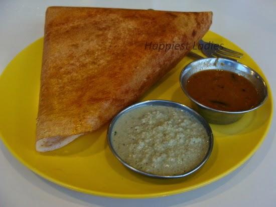 Masal Dosa South India Recipe