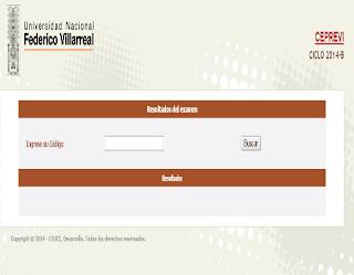 Ingresantes examen CEPREVI VILLARREAL 2014-B Examen Universidad Nacional Federico Villarreal 21 de Setiembre