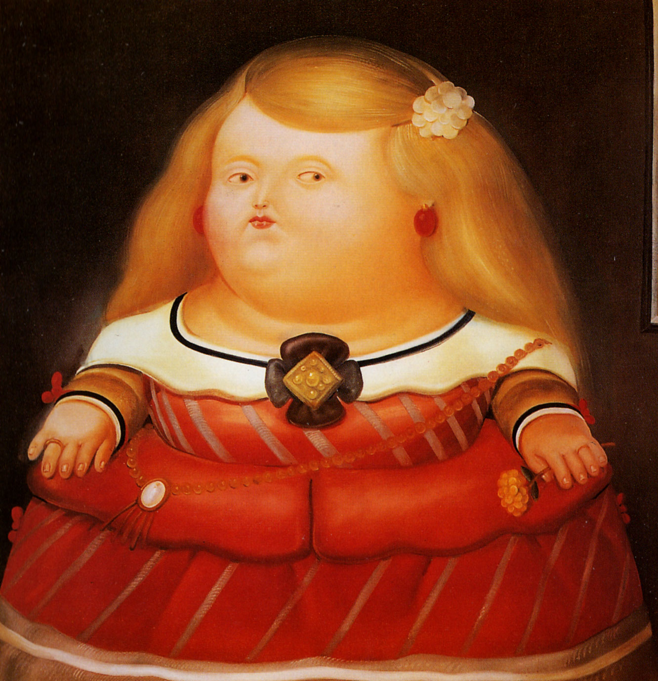 Fernando Botero Paintings