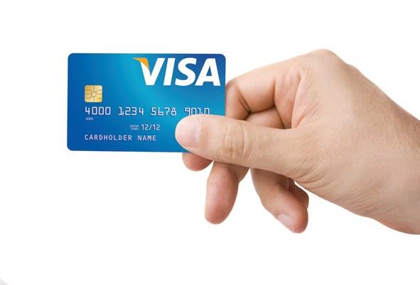 Cash or Visa Debit Card? Which do your prefer? ~ Cheftonio's Blog