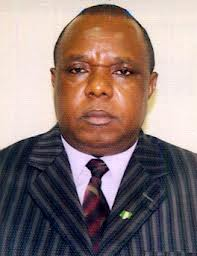 Elias Mbam, Chairman, RMAFC