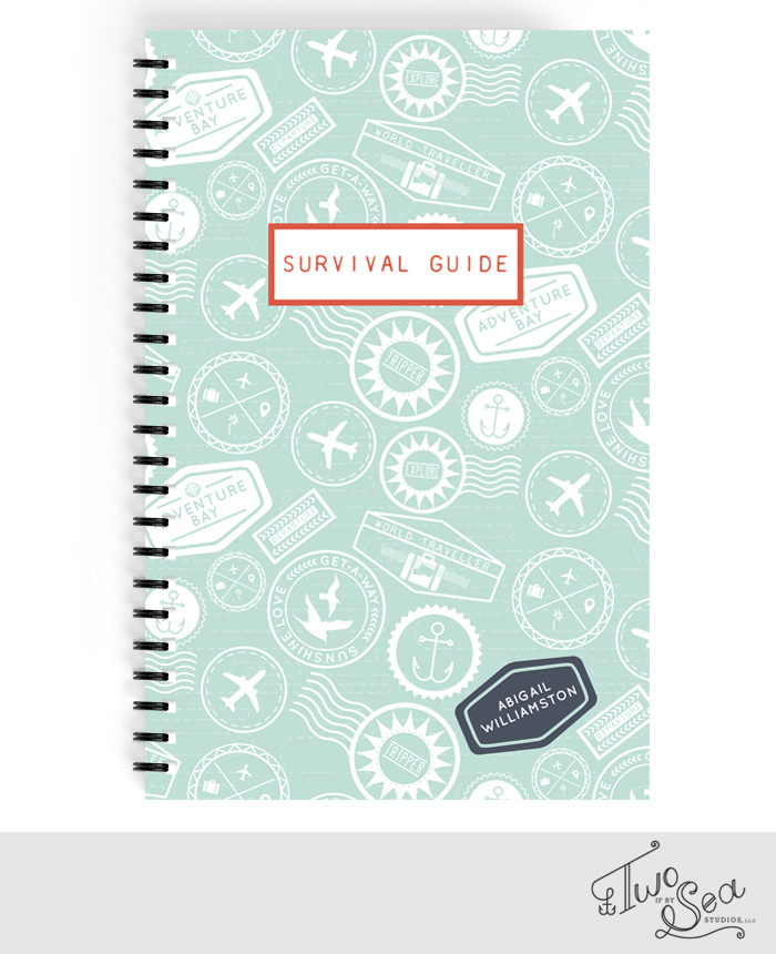 journal wanderlust minted travel map globe design notebook planner address book passport stamps