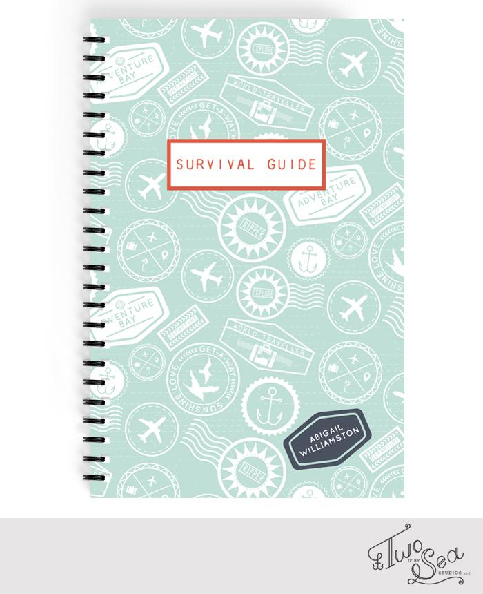 journal wanderlust minted travel map globe design notebook planner address book passport stamps