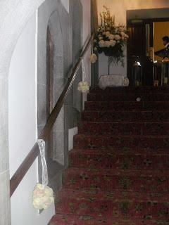 wedding flowers at adare manor