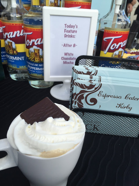 Our Portable Cafe in Edmonton has been serving up delicious Coffee since 2009!