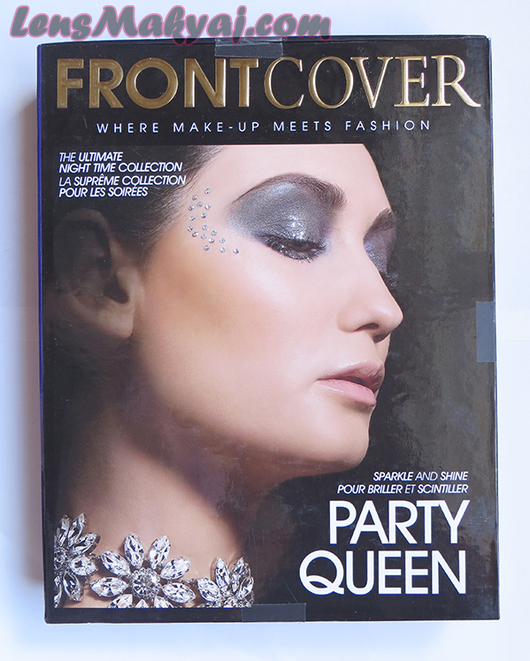 Frontcover Party Queen