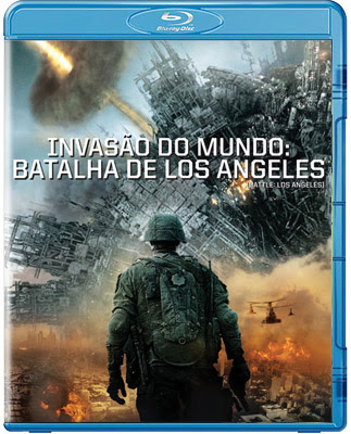 Filme Poster Invasão do Mundo: A Batalha de Los Angeles BDRip XviD Dual Áudio & RMVB Dublado