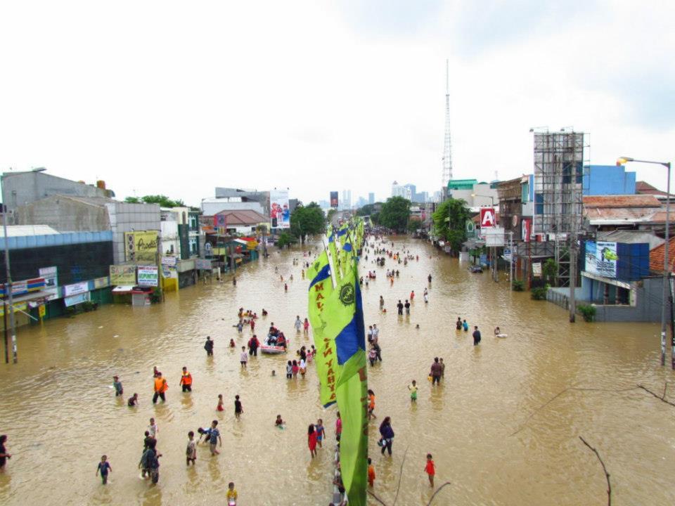 Jakarta Rugi 20 Triliun Akibat Banjir