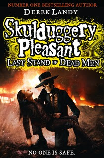 Skulduggery Pleasant, The Last Stand of Dead Men, Children Book