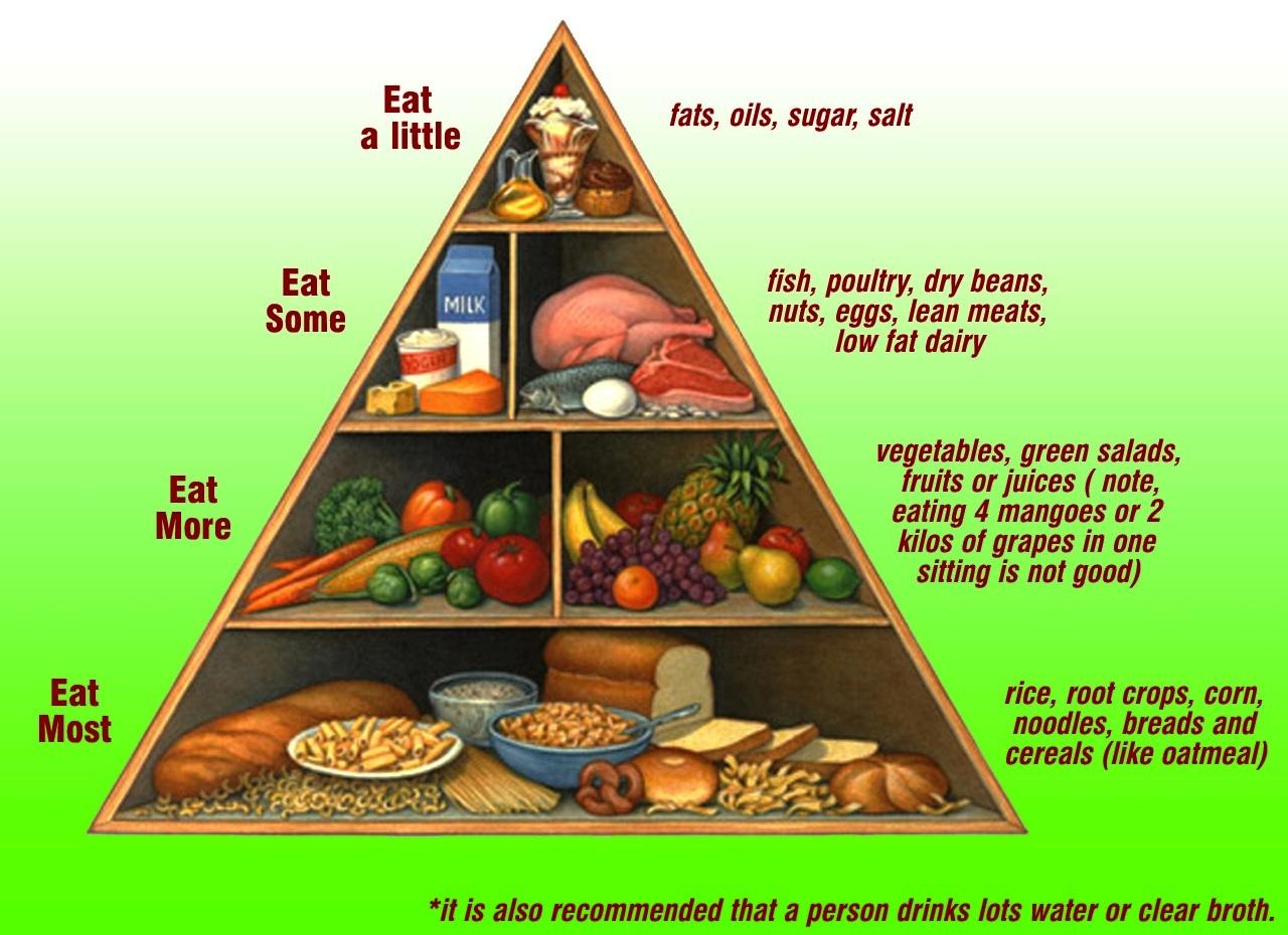Mi rincn deportivo food guide pyramid food guide pyramid forumfinder Image collections