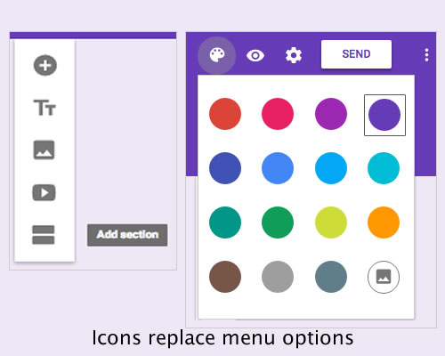 Google Forms Update: New Look & Feel | Cool Tools for 21st Century ...