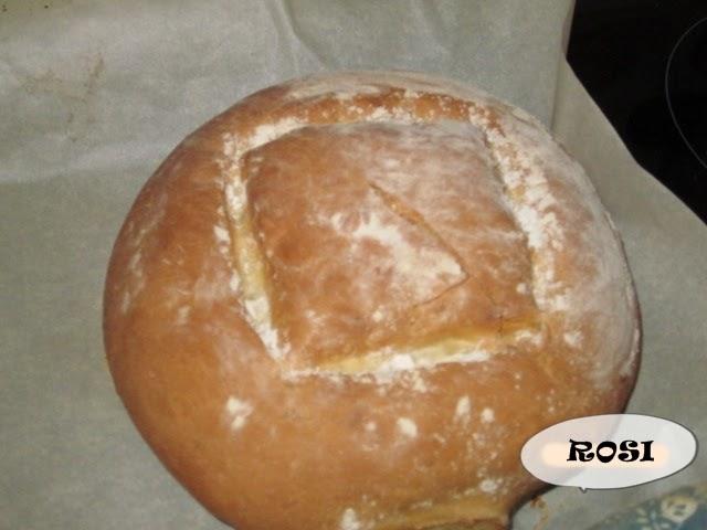 Entre cacharros de cocina pan con thermomix for Cacharros de cocina