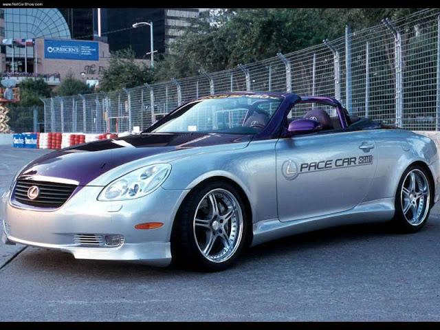 Lexus SC430 Pace Car (2001)