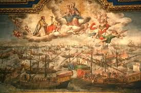 Battle of Lepanto (Oct 1571) - Our Lady of the Rosary