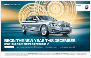 Great offer on BMW 5 series | Festive offers discounts on BMW at Delhi
