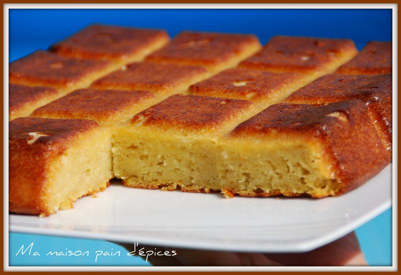 Recette Pain De Cake Sans Beurre