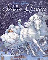 bookcover of THE SNOW QUEEN  by Amy Erlich and Susan Jeffers