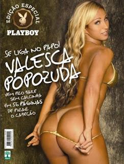 Valesca Popozuda - Playboy Especial