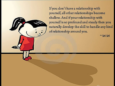 Quotes on Relationship by Sri Sri Ravi Shankar