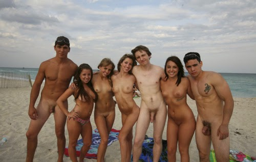 пляж студенты секс фото