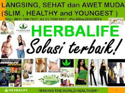 ALAMI HIDUP SIHAT BERSAMA HERBA LIFE UNTUK INFO LEBIH LANJUT SILA HUBUNGI NO TERTERA 0132269625 .