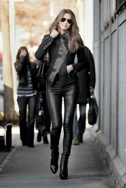 Tendencia leather