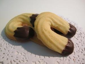 Biscotti di Pasta Frolla Montata Misya