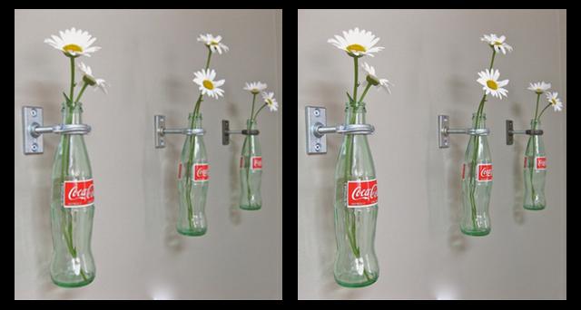 Reciclando-garrafas