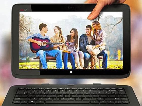 HP Split x2 pode ser tablet ou notebook - 560x420