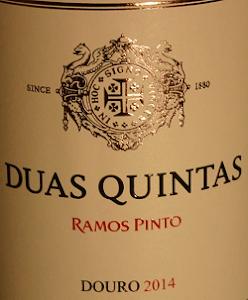 Notre vin de la semaine est un très bon rouge portugais du Douro !