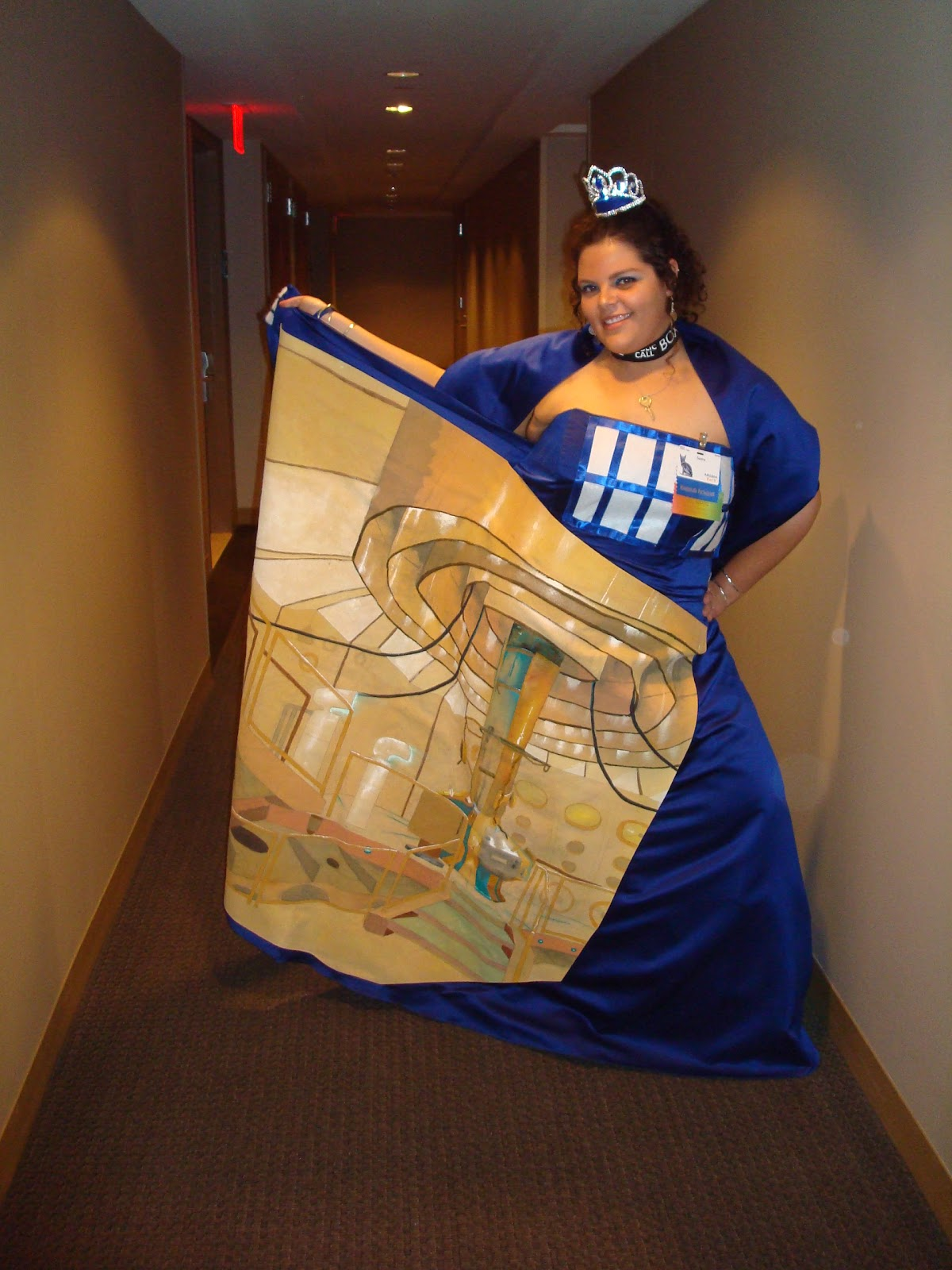 Tardis Dress Tumblr & Becuo