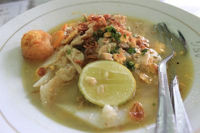 Inilah 5 Kawasan Wisata Kuliner di Kota Banjarmasin