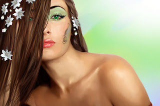 How to Apply Eye Makeup to Green Eyes