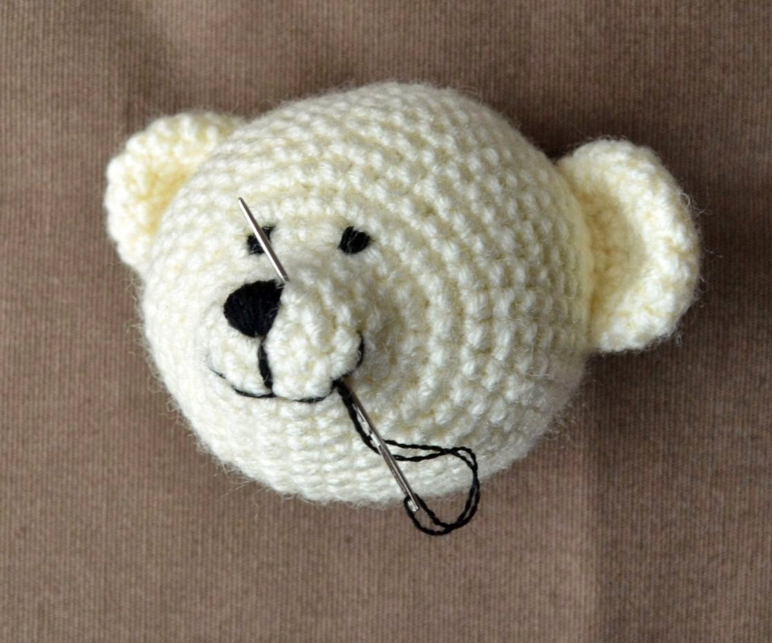 Hand Embroidery: a Personal Touch to Amigurumi ...