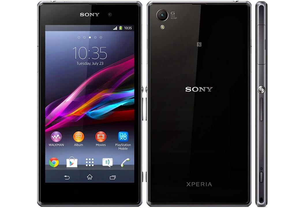 Sony Xperia Z1s Pic